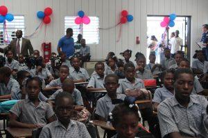 אשכולת קהילתיים - האיטי