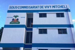 קומפלקס תחנות משטרה סנט מארק - האיטי