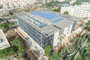המרכז לחקר המוח – אונ' העברית גבעת רם ירושלים